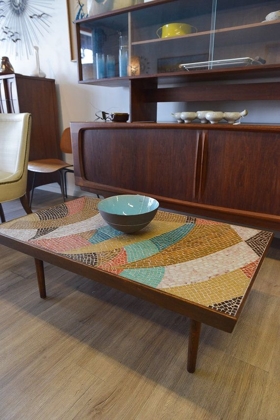 Stunning Favorite Retro Glass Coffee Tables With Regard To 195 Best Mid Century Modern Tables Images On Pinterest Mid (Image 44 of 50)