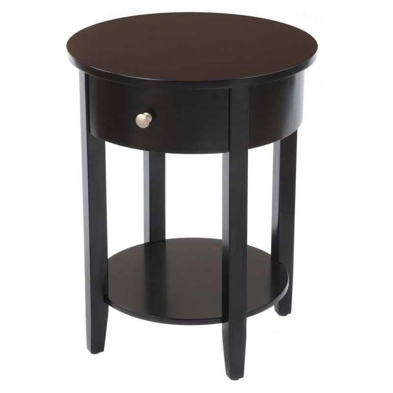 Stunning Favorite Round Coffee Tables With Drawer With Regard To Contemporary Coffee Table Round Wood (Image 47 of 50)