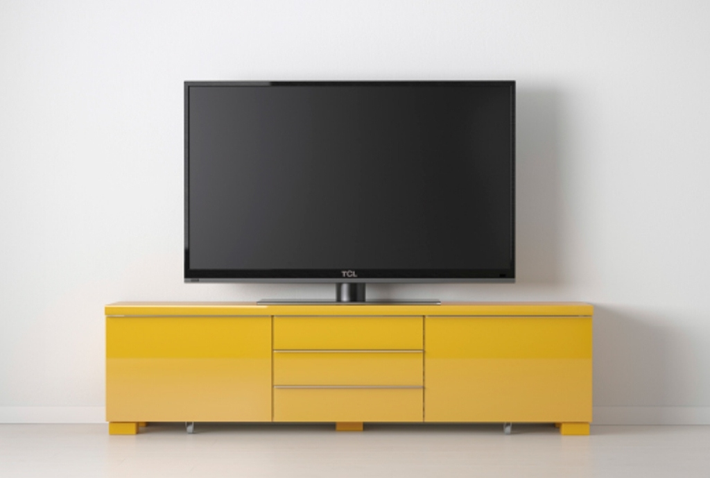 Featured Image of Yellow TV Stands IKEA