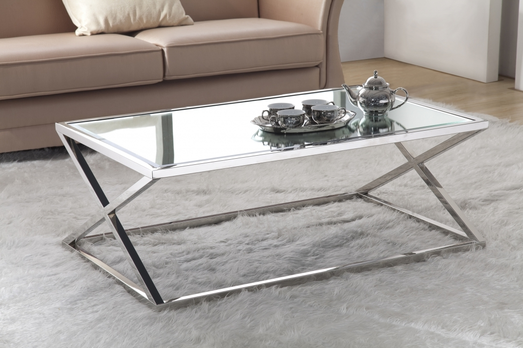 Stunning High Quality Glass And Metal Coffee Tables In Table Attractive Glass Coffee Tables For Sale Designs Dreamer (View 37 of 50)