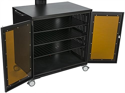 Stunning High Quality Lockable TV Stands Intended For Locking Tv Carts 59 Power Cord (Image 44 of 50)