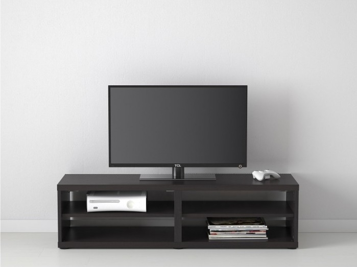 Stunning High Quality Long Black TV Stands Throughout Related Keywords Suggestions For Ikea Besta Tv Stand (View 22 of 50)