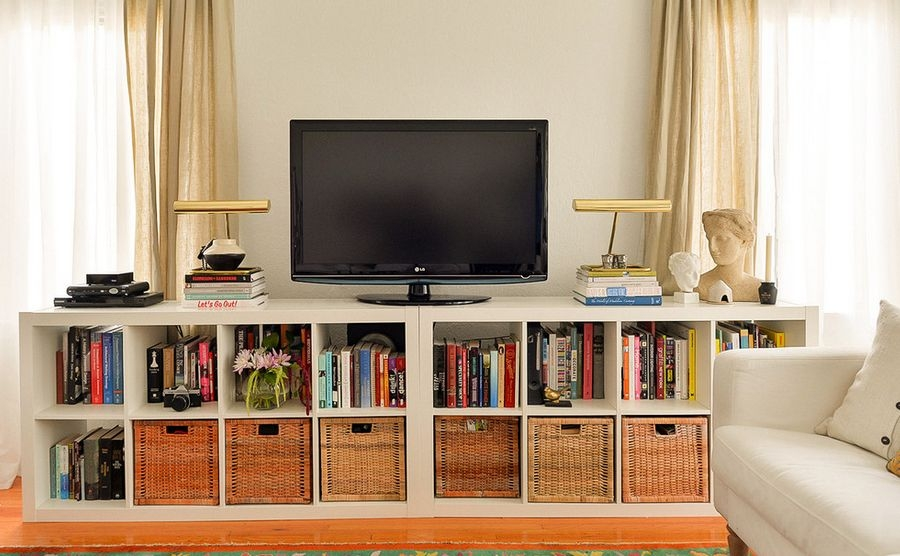 Stunning High Quality Long Low TV Cabinets Throughout Tv Stands Favorite Choose Ikea Tv Stand Collection Outstanding (Image 42 of 50)