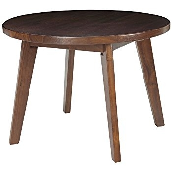 Stunning High Quality Solid Round Coffee Tables With Regard To Amazon American Trails Genuine Walnut 24 Round Coffee Table (Image 34 of 40)