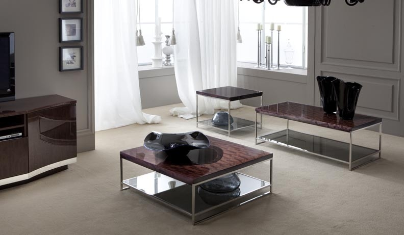 Stunning High Quality Torino Coffee Tables In Contemporary Occasional Tables Torino (Image 38 of 40)