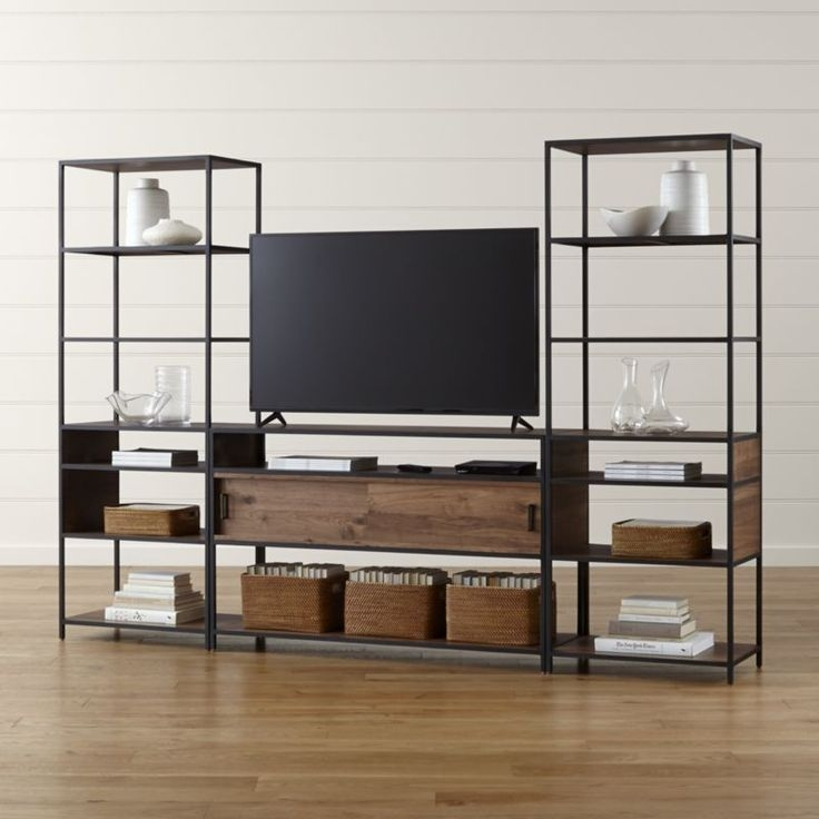 Stunning High Quality TV Stands And Bookshelf With Regard To 25 Best Tv Stand Sale Ideas On Pinterest Traditional Garage (View 41 of 50)