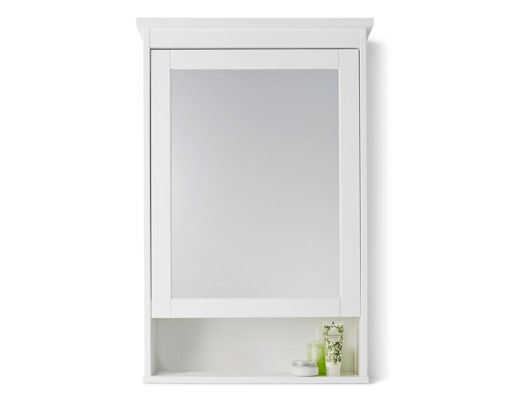 Stunning Ideas Cabinet Bathroom Mirror Mirror Bathroom Cabinets Inside Triple Wall Mirror (Image 15 of 20)