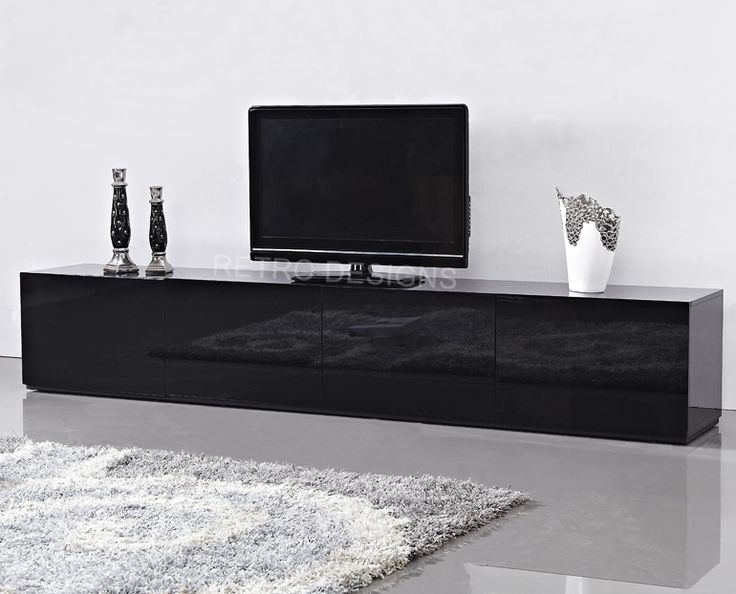 Stunning Latest Black TV Cabinets With Regard To 30 Best Tv Units Images On Pinterest Tv Units Tv Cabinets And (Image 45 of 50)