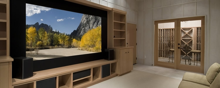 Stunning Latest Enclosed TV Cabinets For Flat Screens With Doors In Flat Screen Tv Stands And Cabinets Guide (Image 48 of 50)
