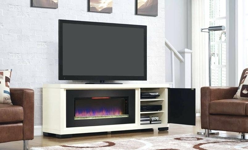 Stunning Latest Hokku TV Stands For Small Electric Fireplaces Tv Stand Thephotobayco (Image 44 of 50)