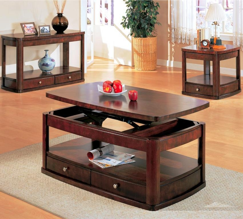 Lift Top Coffee Table Antique: 50 Inspirations Lift Top Coffee Tables