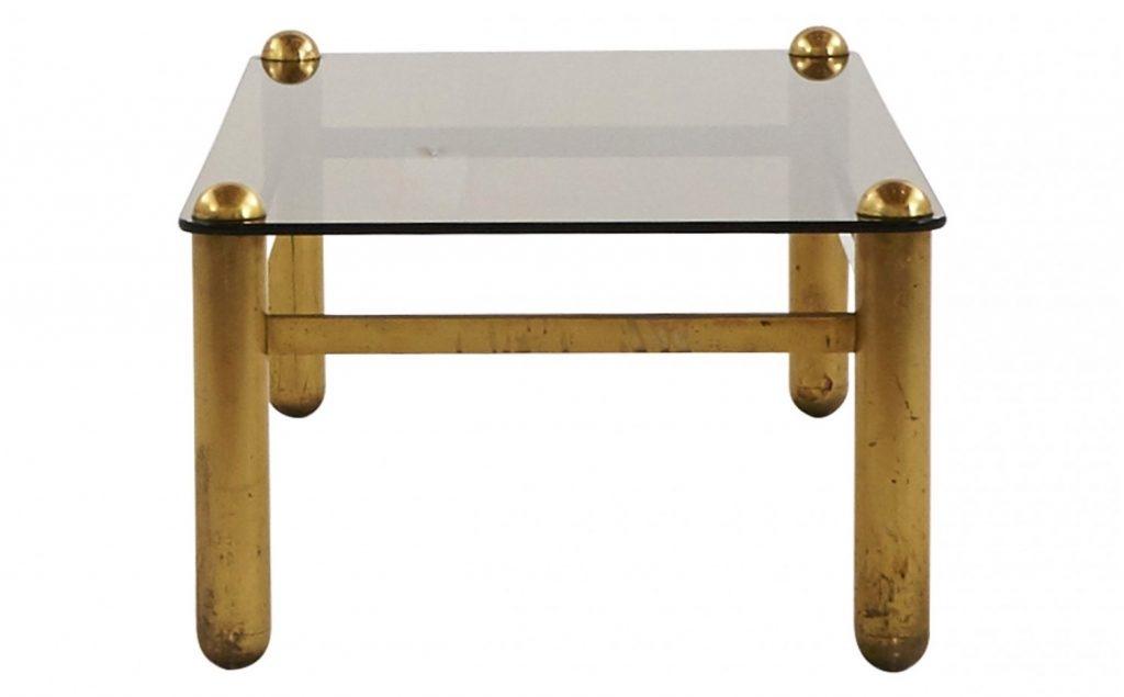 Stunning Latest Retro Smoked Glass Coffee Tables Intended For Teak Smoked Glass Coffee Table 1960 Cocinacentralco (Image 36 of 40)