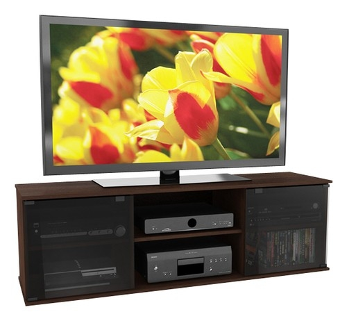 Stunning Latest Sonax TV Stands With Regard To Sonax Tv Stand For Tvs Up To 68 Brown Fb 2607 Best Buy (View 5 of 50)