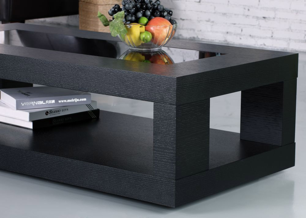 Stunning Latest Verona Coffee Tables With Regard To Black Coffee Table (View 5 of 50)