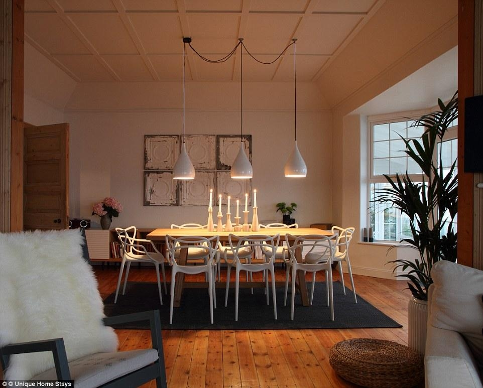 Stunning Light Over Dining Room Table Contemporary – Room Design With Regard To Over Dining Tables Lights (Image 17 of 20)