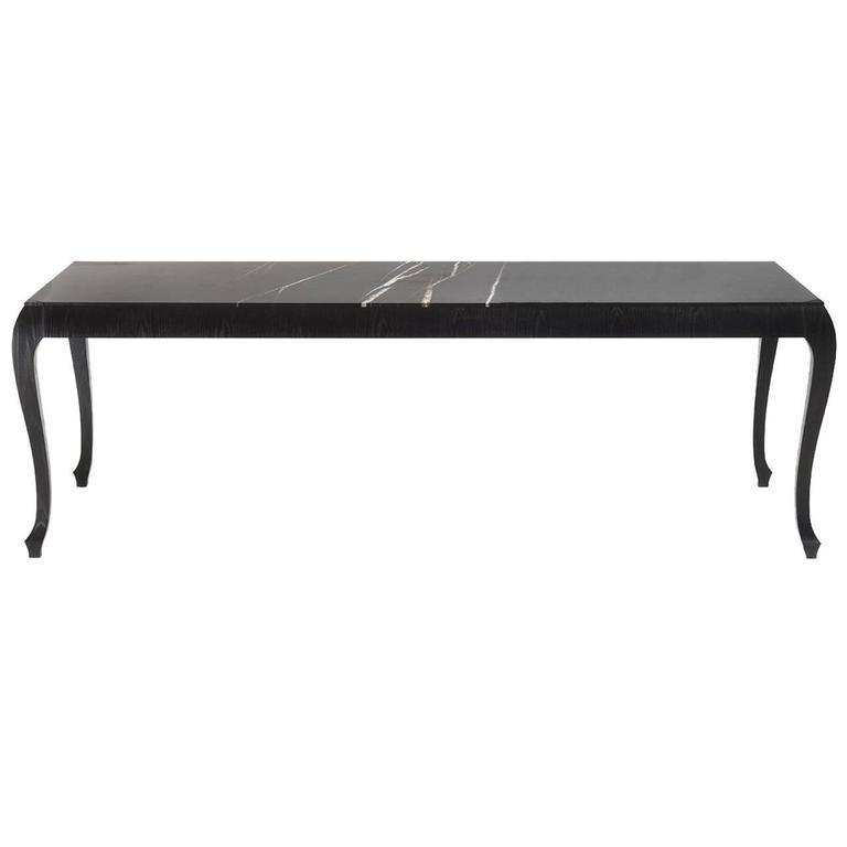 Stunning Marble And Ashwood 'new York' Dining Table For Sale At Throughout New York Dining Tables (View 4 of 20)
