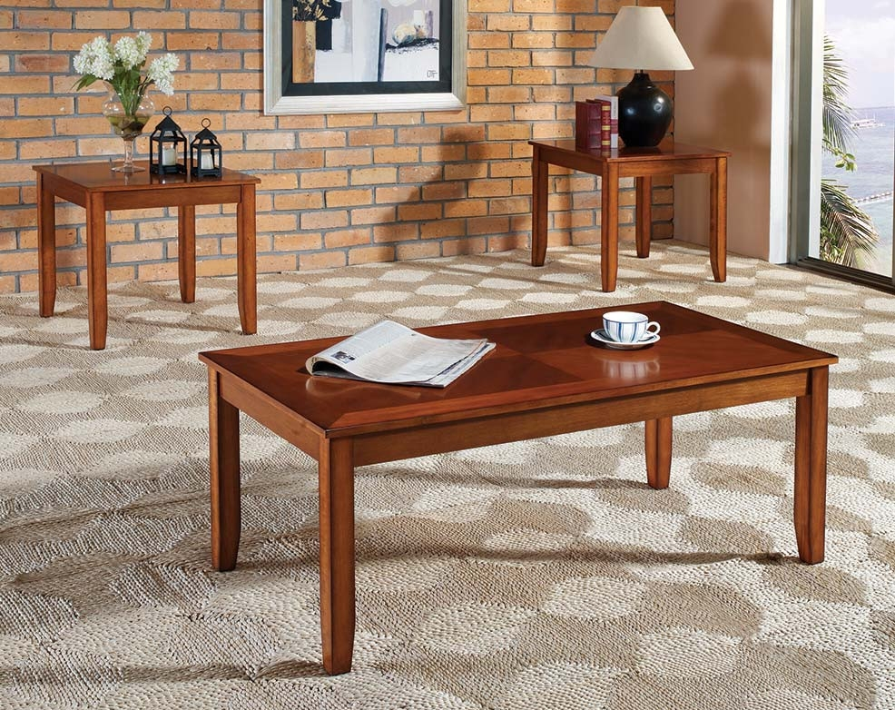 Stunning New 2 Piece Coffee Table Sets Within Discount Coffee Tables End Tables American Freight (View 24 of 50)
