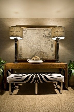 Stunning New Animal Print Ottoman Coffee Tables Pertaining To Animal Print Ottomans Foter (Image 42 of 50)