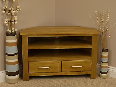 Stunning New Chunky TV Cabinets With Regard To Best 25 Oak Corner Tv Stand Ideas On Pinterest Corner Tv (Image 39 of 50)
