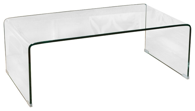 Stunning New Rectangle Glass Coffee Table With Regard To Classon Coffee Table Contemporary Coffee Tables Gdfstudio (View 8 of 50)