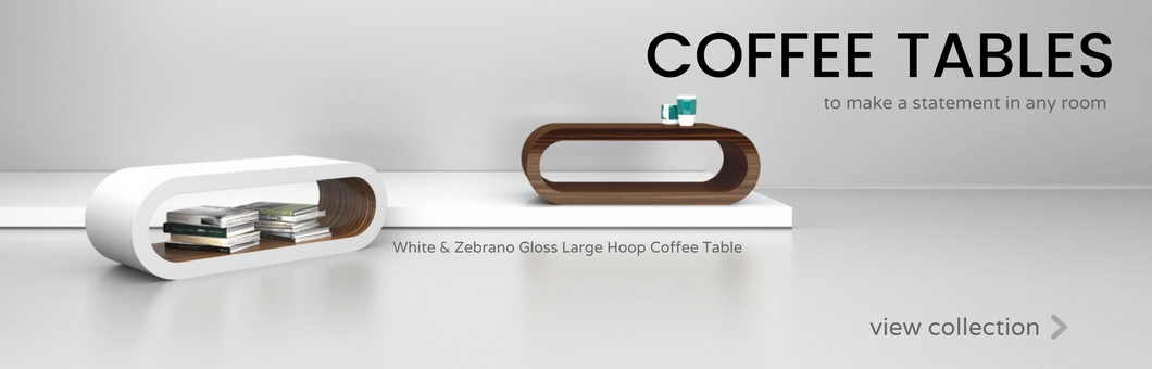Stunning New Retro White Coffee Tables For Design Your Own Table Zespoke (Image 43 of 50)