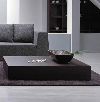 Stunning Popular Low Square Coffee Tables With Regard To Low Profile Coffee Table (Image 43 of 50)