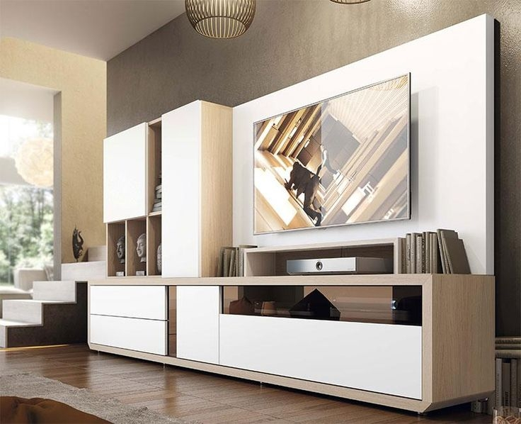 Stunning Popular Modern TV Cabinets Designs Pertaining To 32 Best Bedroom Study Table Cum Tv Units Images On Pinterest Tv (Image 42 of 50)