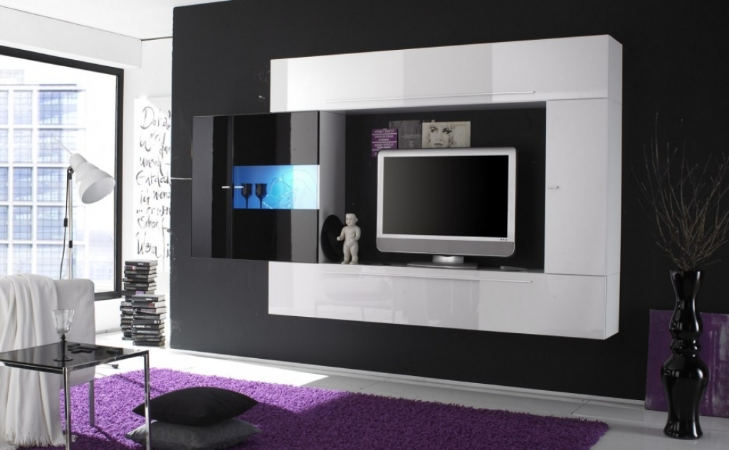 Stunning Popular Modern TV Stands With Mount Within Wall Mounted Tv Cabinet Design Ideas Captivating Design Modern Tv (Image 41 of 50)