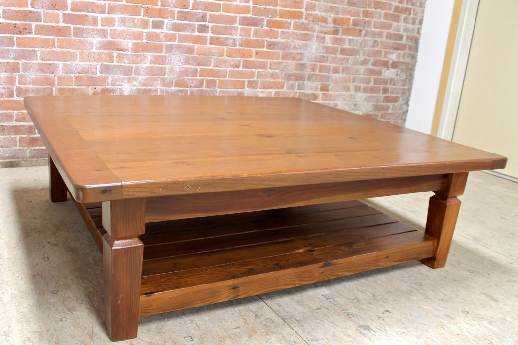 Stunning Popular Oak Coffee Table With Shelf With Oak Coffee Table With Shelf Coffee Tables Thippo (View 49 of 50)