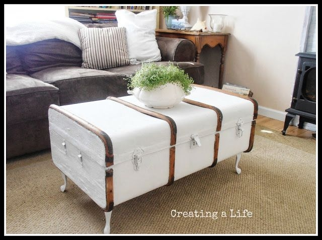Stunning Popular Old Trunks As Coffee Tables Inside 136 Best Coffee Tables Side Tables Images On Pinterest Home (Image 45 of 50)