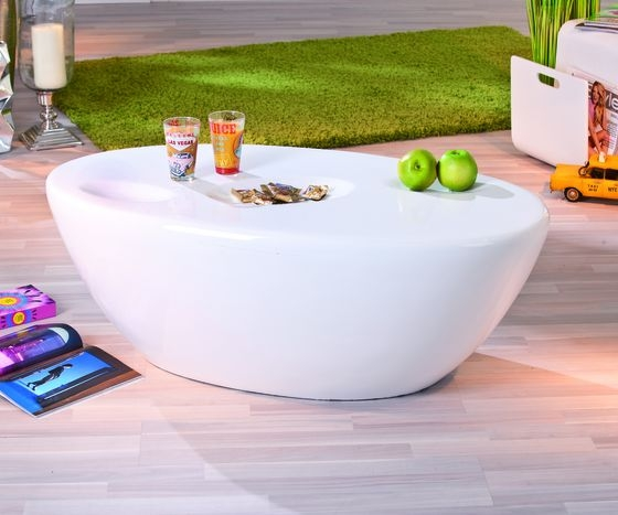 Stunning Popular Oval Gloss Coffee Tables In Best 25 White Gloss Coffee Table Ideas On Pinterest Table Tops (View 35 of 40)
