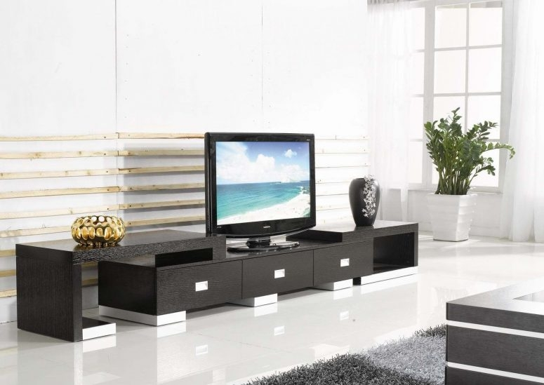 Stunning Popular Single Shelf TV Stands Regarding Tv Stand Ideas For Small Spaces White Wood Wall Cabinet Shelves (View 38 of 50)