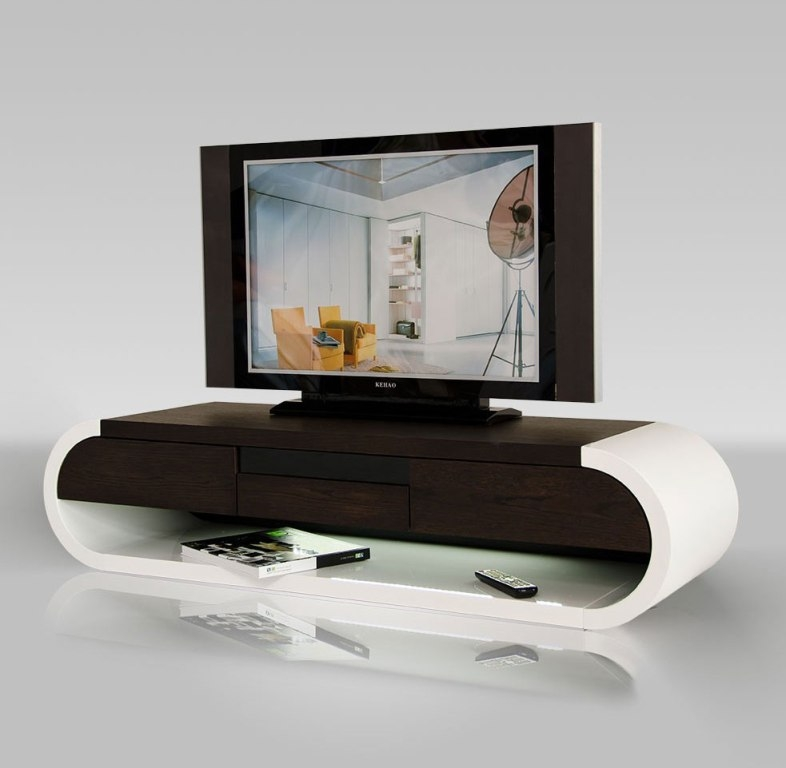 Stunning Popular White Oval TV Stands With Tv Stands Full Black Tv Stands For 50 Inch Ideas Tv Stand For  (Image 47 of 50)