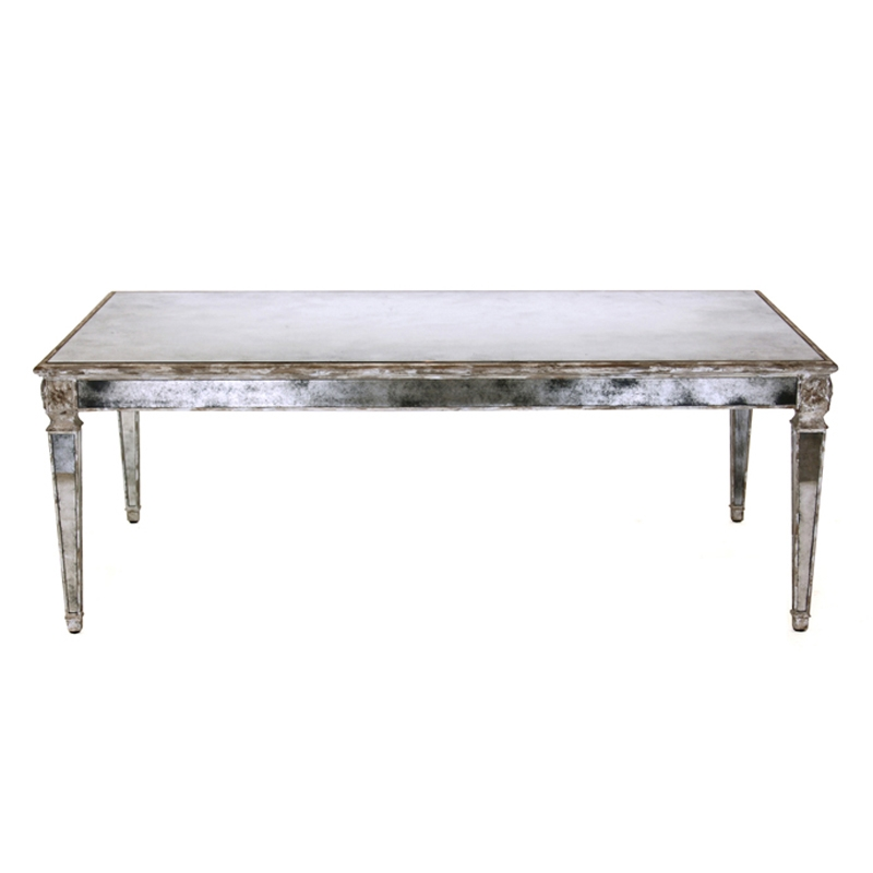 Stunning Preferred Antique Mirrored Coffee Tables In Vintage Mirrored Coffee Table Liberty Interior How To Build A (View 8 of 40)