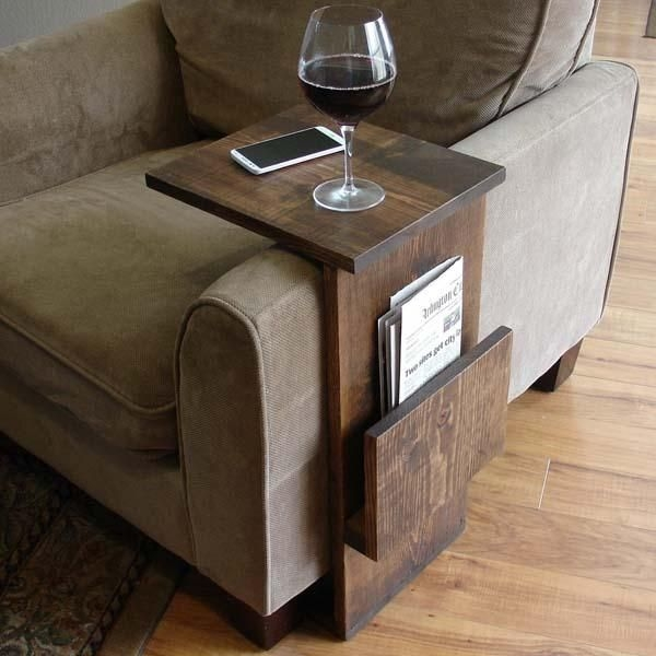 Stunning Preferred Coffee Tables With Magazine Storage Pertaining To Best 20 Side Table With Storage Ideas On Pinterest Sofa Table (Image 40 of 50)