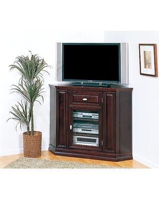 Stunning Preferred Mahogany Corner TV Cabinets In The 25 Best Tall Corner Tv Stand Ideas On Pinterest (Image 45 of 50)