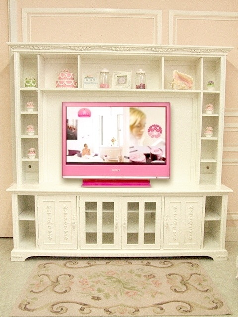 Stunning Preferred Shabby Chic TV Cabinets In 43 Best Tv Cabinets Images On Pinterest Tv Cabinets Fireplace (View 42 of 50)