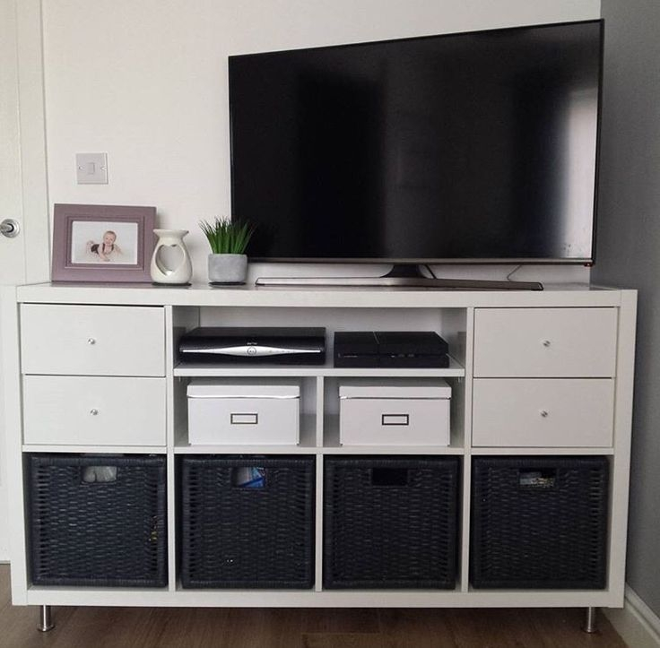 Stunning Preferred TV Stands And Computer Desk Combo Regarding Best 25 Ikea Hack Tv Stand Ideas On Pinterest Console Ikea (View 36 of 50)