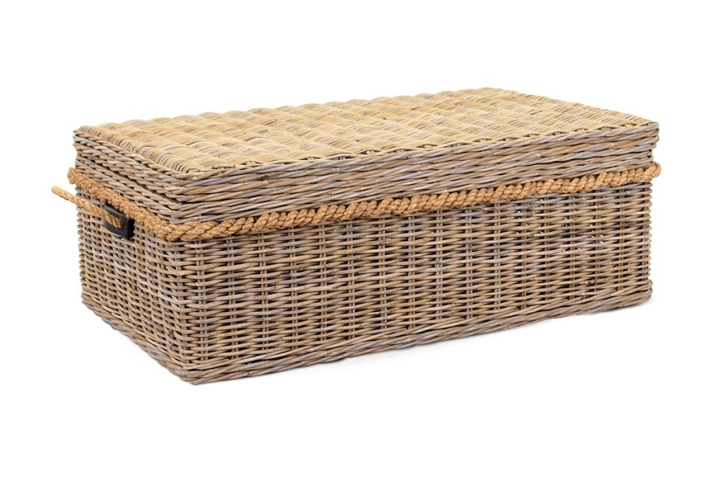 40 coffee tables with baskets underneath coffee table ideas Coffee table with wicker baskets