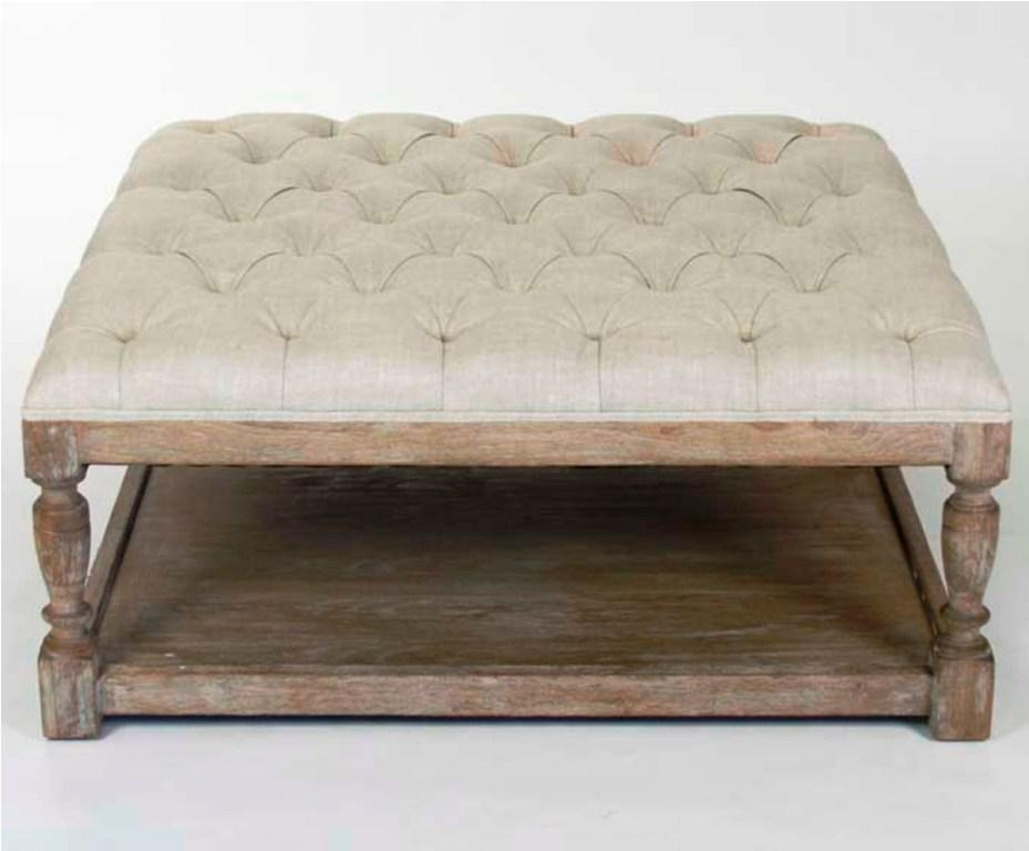 Stunning Premium High Quality Coffee Tables Throughout Coffee Table Tufted Ottoman Coffee Table Tufted Coffee Tables (View 25 of 50)