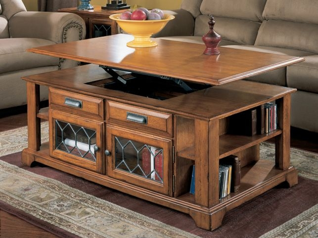 Stunning Premium Lift Coffee Tables With Regard To Top 25 Best Lift Top Coffee Table Ideas On Pinterest Used (View 40 of 50)
