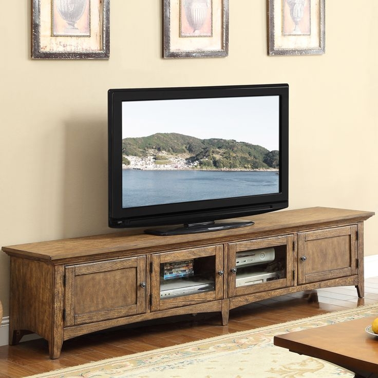 Stunning Premium Long Low TV Stands Intended For 17 Best Entertainment Centers Images On Pinterest Tv Cabinets (Image 44 of 50)