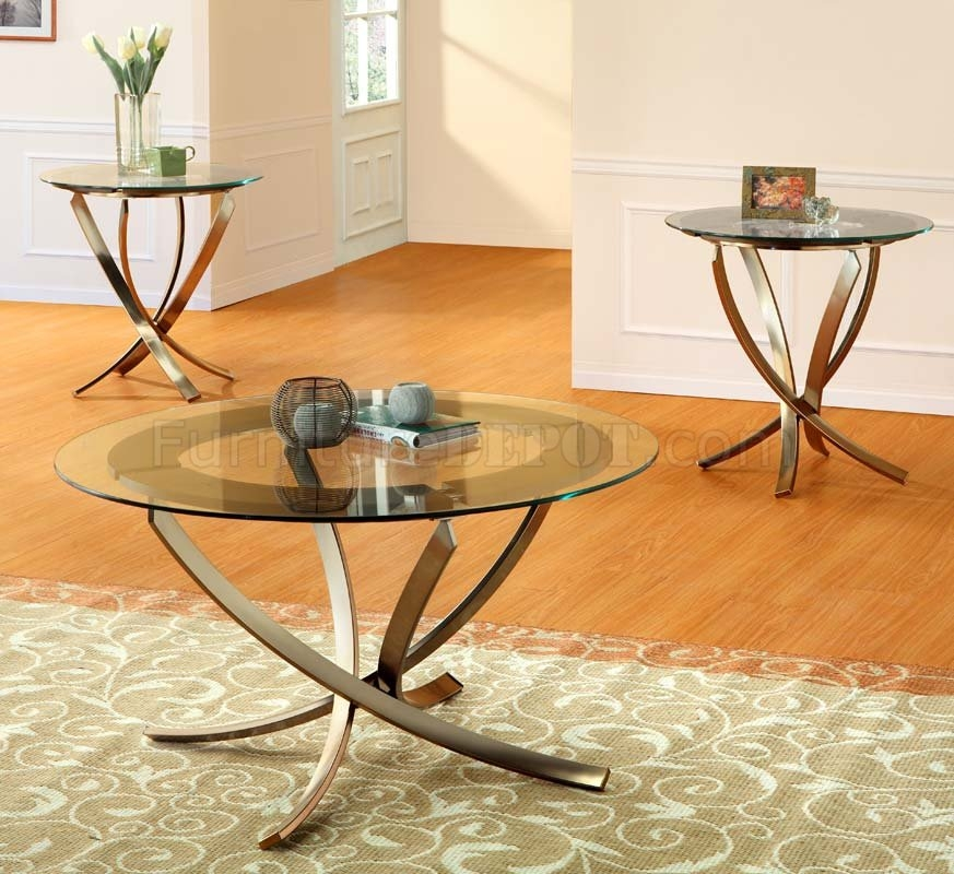 Stunning Premium Metal Coffee Tables With Glass Top Inside Living Room Best Home Decor Inc Coffee Tables Within Glass Table (Image 41 of 50)