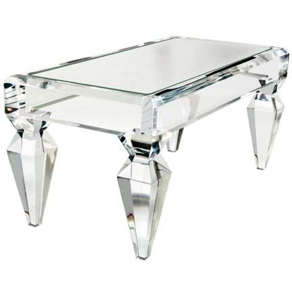 Stunning Premium Mirrored Coffee Tables Throughout 72 Best Glass Coffee Tables Images On Pinterest Glass Coffee (View 47 of 50)