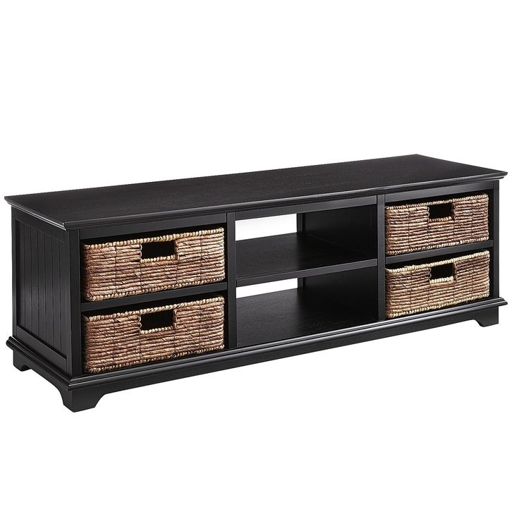 Stunning Premium TV Stands With Storage Baskets Within 23 Best Media Storage Media Cabinets Images On Pinterest (Image 44 of 50)
