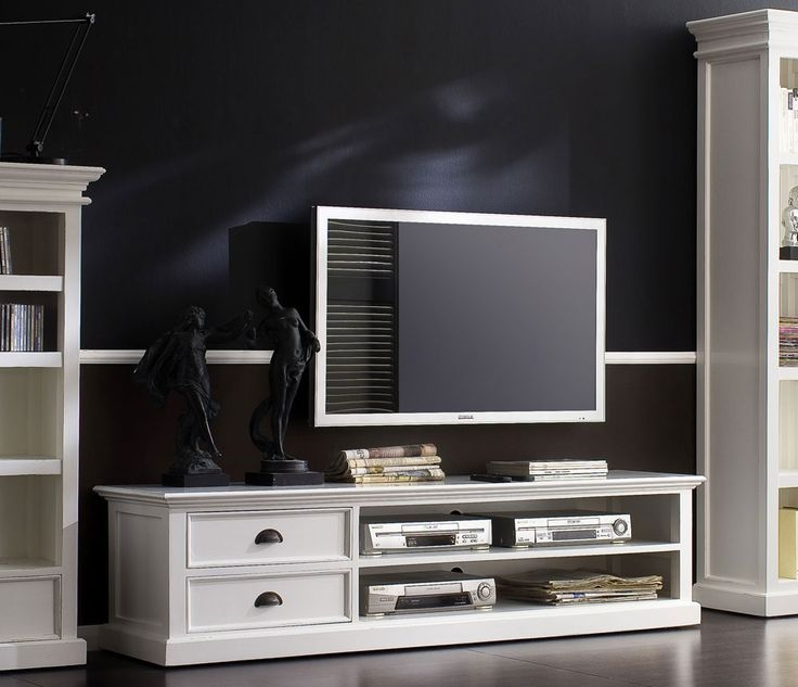 Stunning Premium White Painted TV Cabinets In 37 Best Stands Images On Pinterest Tv Stands Tv Cabinets And (View 23 of 50)