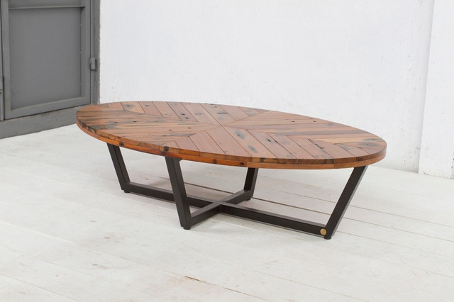 Featured Image of Coffee Tables With Oval Shape