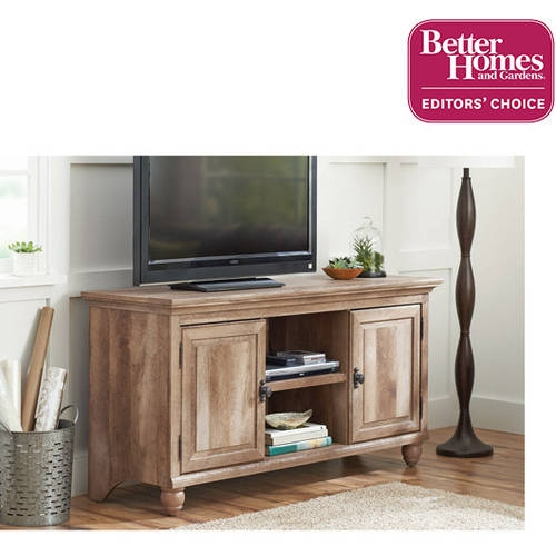 Stunning Series Of Enclosed TV Cabinets With Doors Intended For Tv Stands Entertainment Centers Walmart (View 42 of 50)