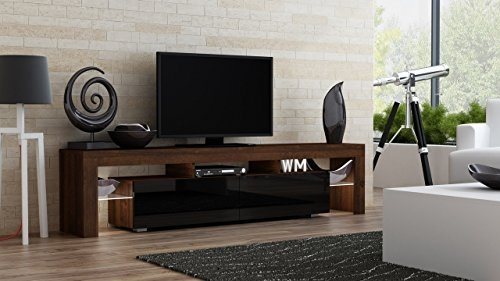 Stunning Series Of Led TV Cabinets Pertaining To Living Room Tv Stand Amazon (Image 44 of 50)