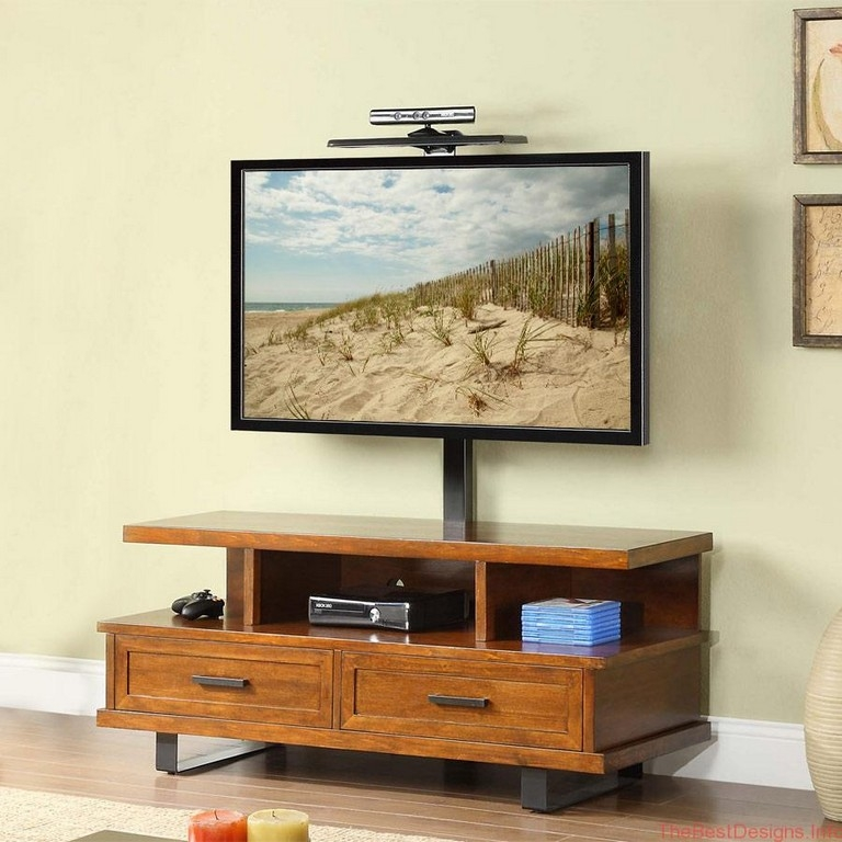 Stunning Series Of Oak Effect Corner TV Stands Within Furniture Tv Shelf Unit Tv Stand Accessories Oak Effect Tv (Image 45 of 50)